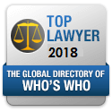 Top Lawyer 2018 - The Global Directory of Who's Who